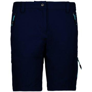 CMP kurze SporthosenWOMAN BERMUDA - 3T58666 blau