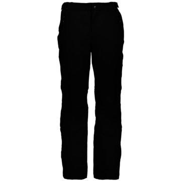 CMP Kurze HosenMAN SKI PANT - 3W17397CL schwarz