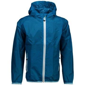 CMP RegenjackenGIRL JACKET FIX HOOD - 3X53255 blau