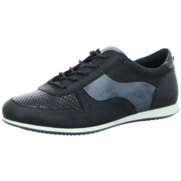 more photos 99201 00127 Ecco Sneaker Low schwarz