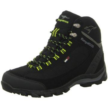 KangaROOS Outdoor SchuhK-Trekking 3008M schwarz
