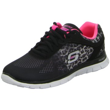 Skechers Natural RunningFlex Appeal schwarz