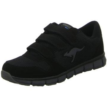 Lico Sportlicher Slipper schwarz
