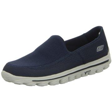 Skechers Natural Running blau