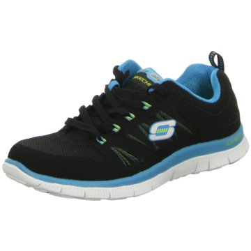 Skechers Natural RunningSolar Fuse Electric Pulse schwarz