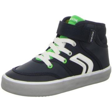 Geox Sneaker HighJ KIWI B. A blau