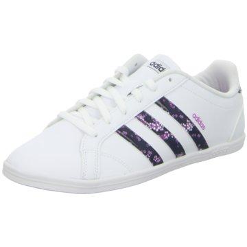 adidas Sneaker LowCONEO QT VS W weiß