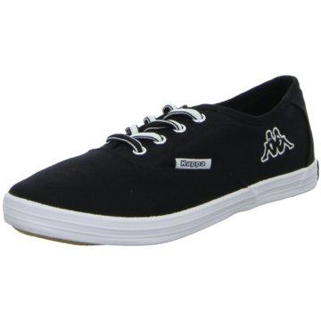 Kappa Sneaker LowHOLY schwarz