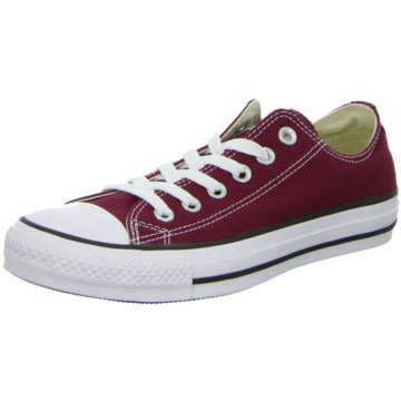 Converse Sneaker LowChuck Taylor All Star Unisex Sneaker Maroon rot