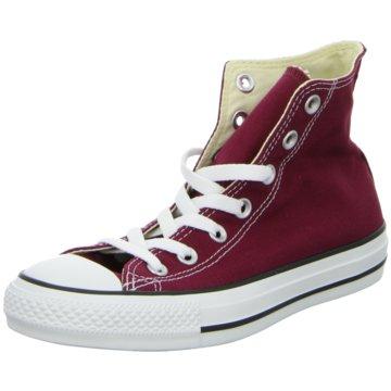 Converse Sneaker LowChuck Tailor Hi rot