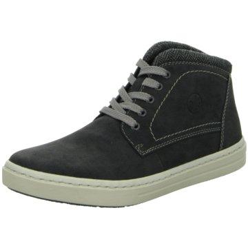 Rieker Sneaker High grau