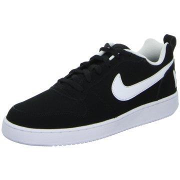 Nike Sneaker LowCourt Borough Low schwarz