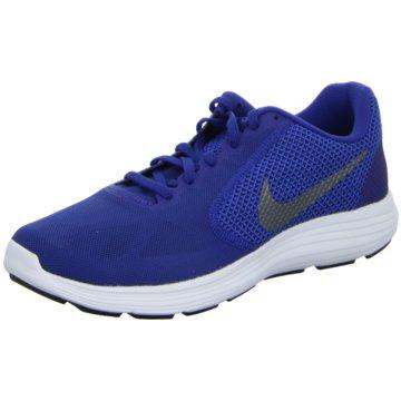 Nike RunningRevolution 3 blau