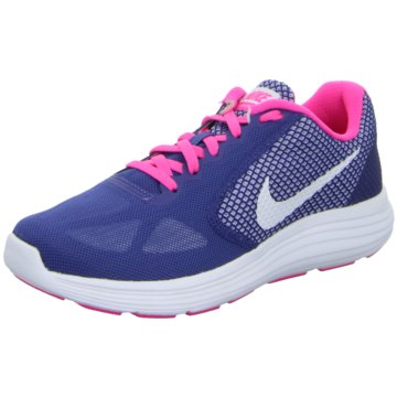 Nike RunningWMNS Revolution 3 blau