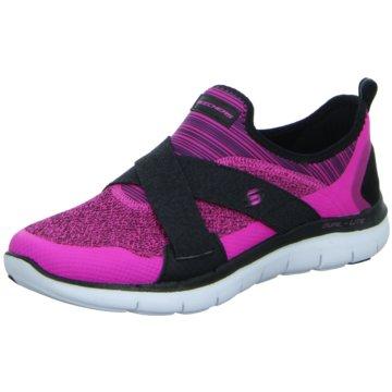 Skechers Sportlicher SlipperSneaker pink