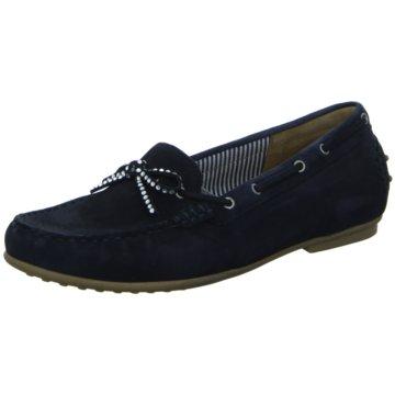 Gabor Bootsschuh blau