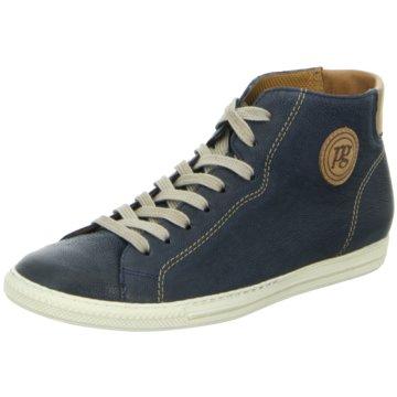 XTI Sneaker High blau