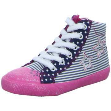 s.Oliver Sneaker High pink