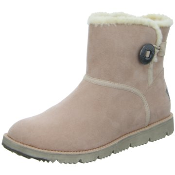s.Oliver Winterboot rosa