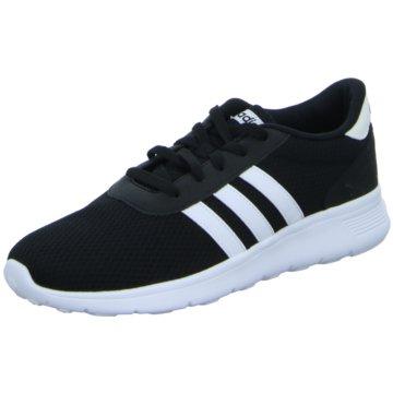 adidas Sneaker LowLite Racer Schuh - BB9774 schwarz