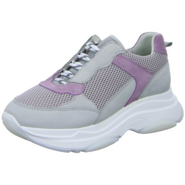 Bullboxer Sneaker World grau