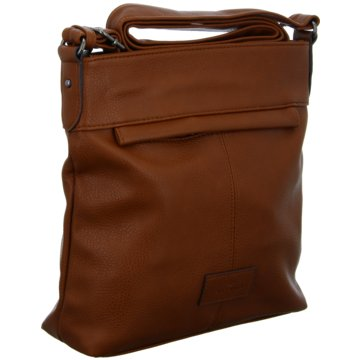 Tom Tailor Handtasche braun