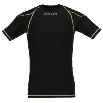 Uhlsport Untershirts schwarz