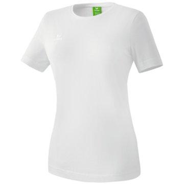 Erima T-ShirtsTEAMSPORT T-SHIRT - 208371 weiß