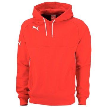 Puma Sweatshirts orange