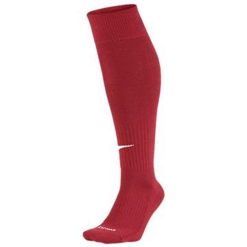 Nike KniestrümpfeNike Academy Over-The-Calf Football Socks - SX4120-601 rot