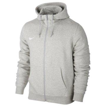 Nike Sweatjacken grau