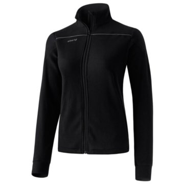 Erima Trainingsjacken schwarz
