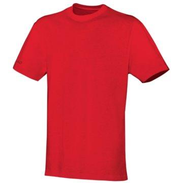 Jako T-ShirtsT-SHIRT TEAM - 6133 1 rot