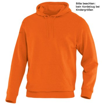 Jako Hoodies orange