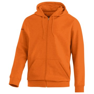 Jako SweatjackenKAPUZENJACKE TEAM - 6833K orange