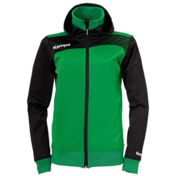 Uhlsport Hoodies grün