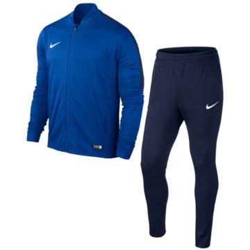 Nike Trainingsanzüge blau