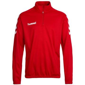 Hummel Sweater rot