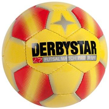 Derby Star Bälle gelb