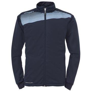 Uhlsport Trainingsjacken blau