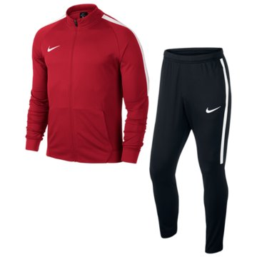 Nike Trainingsanzüge rot