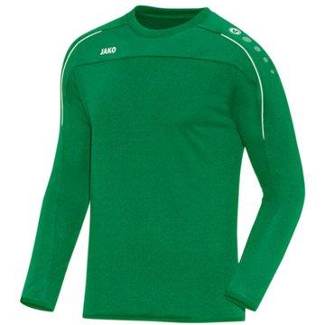 Jako SweatshirtsSWEAT CLASSICO - 8850 grün
