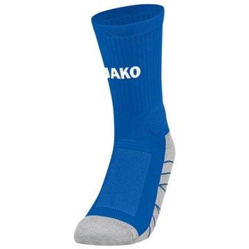 Jako Hohe Socken blau