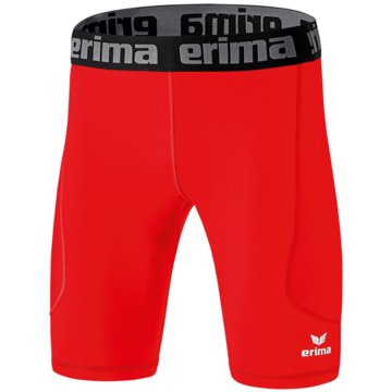 Erima BoxershortsELEMENTAL TIGHT KURZ - 2290704 rot