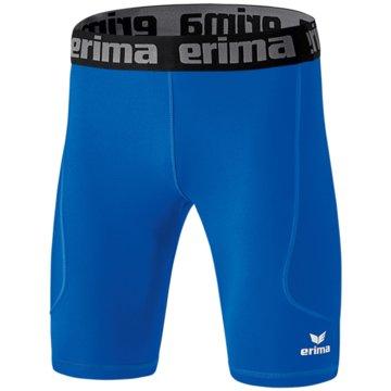 Erima Boxershorts blau