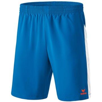 Erima Tennisshorts blau
