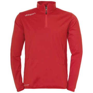 Uhlsport SweatshirtsESSENTIAL 1/4 ZIP TOP - 1005171K rot