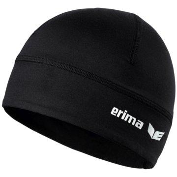 Erima Stirnbänder schwarz