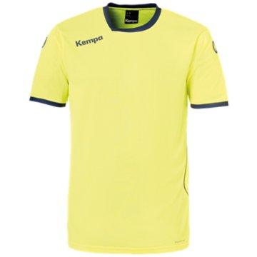 Kempa HandballtrikotsCURVE TRIKOT - 2003059K 8 gelb