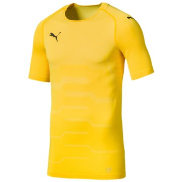 Puma Torwarttrikots gelb